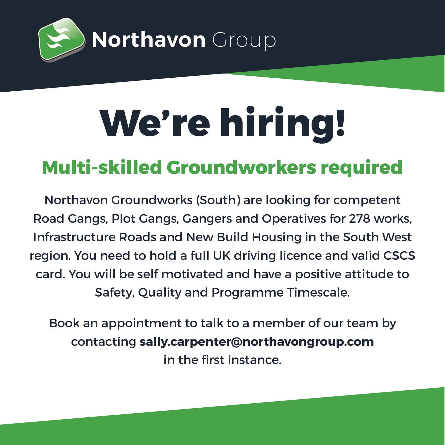 Northavon Recruitment 2