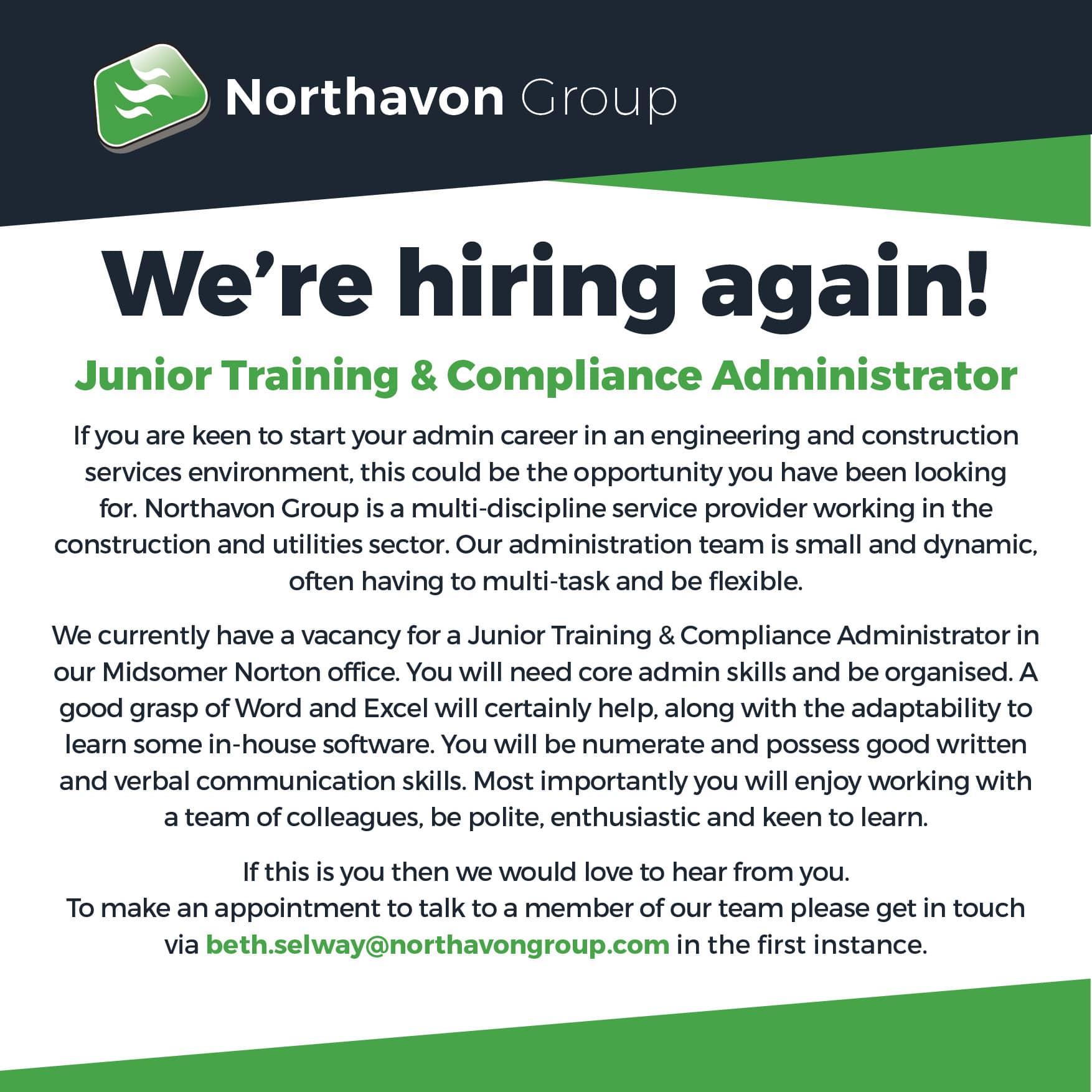 Northavon Recruitment 4